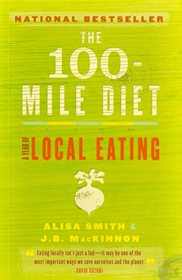 100 mile diet book