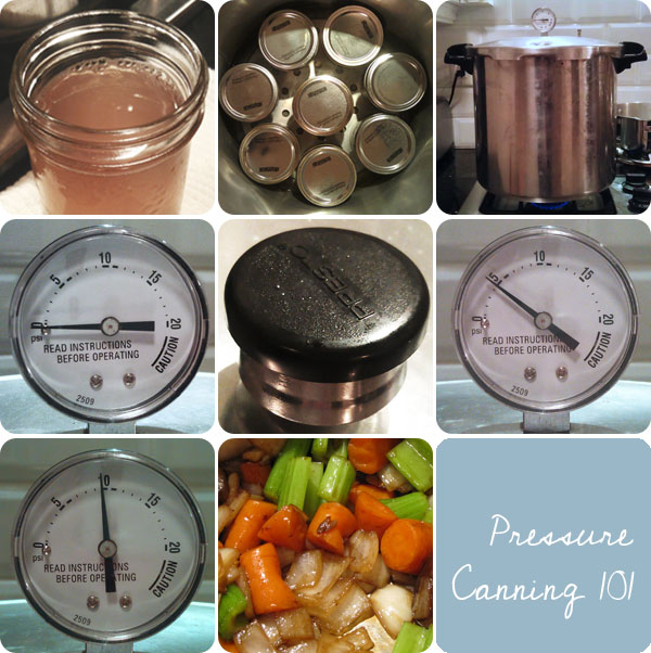 pressure canning 101 learn to pressure can
