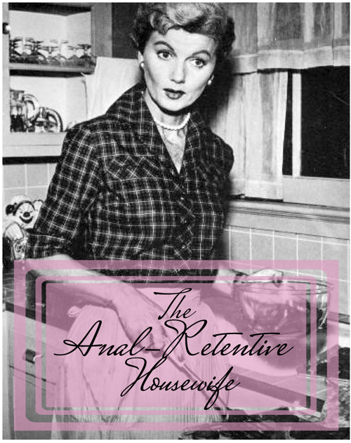 the anal retentive housewife june cleaver
