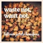 potato homefries recipe