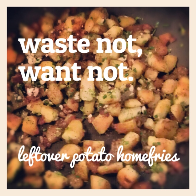 potato homefries recipe