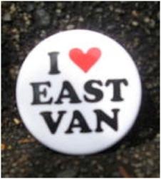 I heart east vancouver